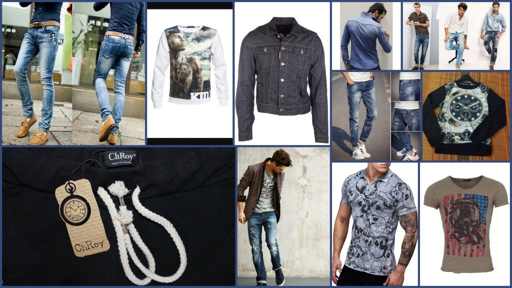 abbigliamento Napoli Uomo