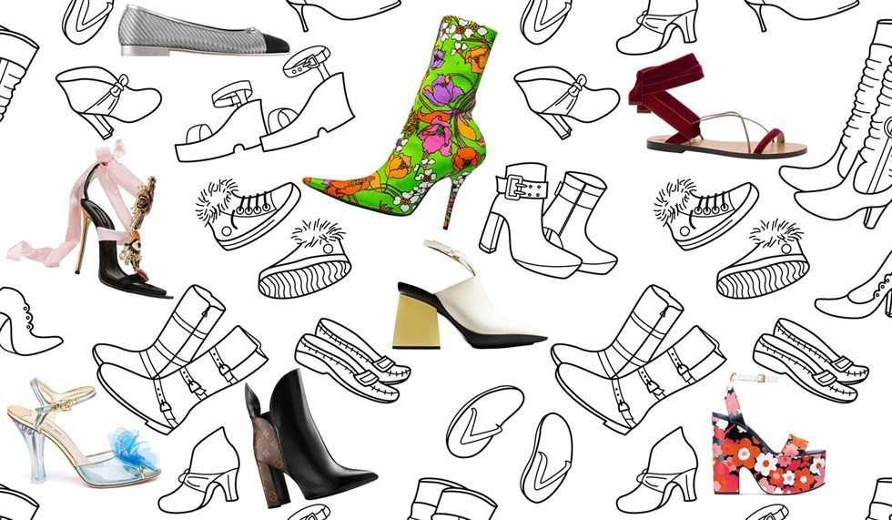 scarpe primavera